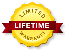 F5 Limited Lifetime Storm Shelter Warranty